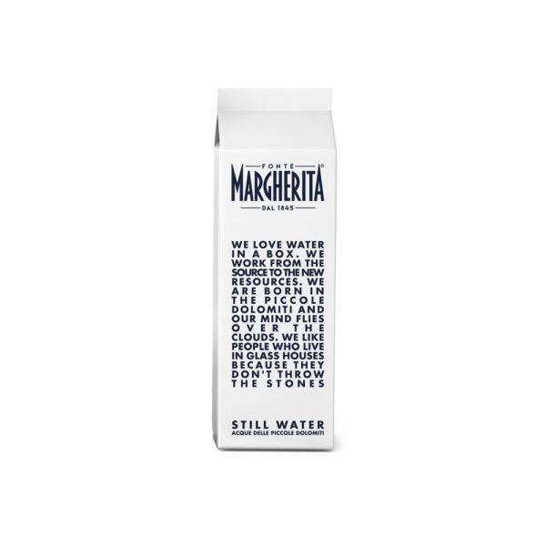 acqua minerale margherita seed superfood