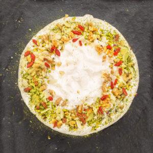 carrot cake seed superfood