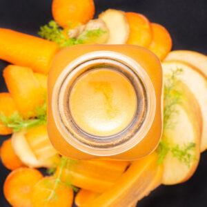 gingerrot juice seed superfood