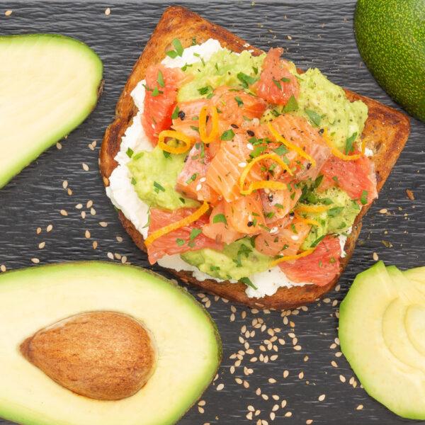 avo toast avo king seed superfood